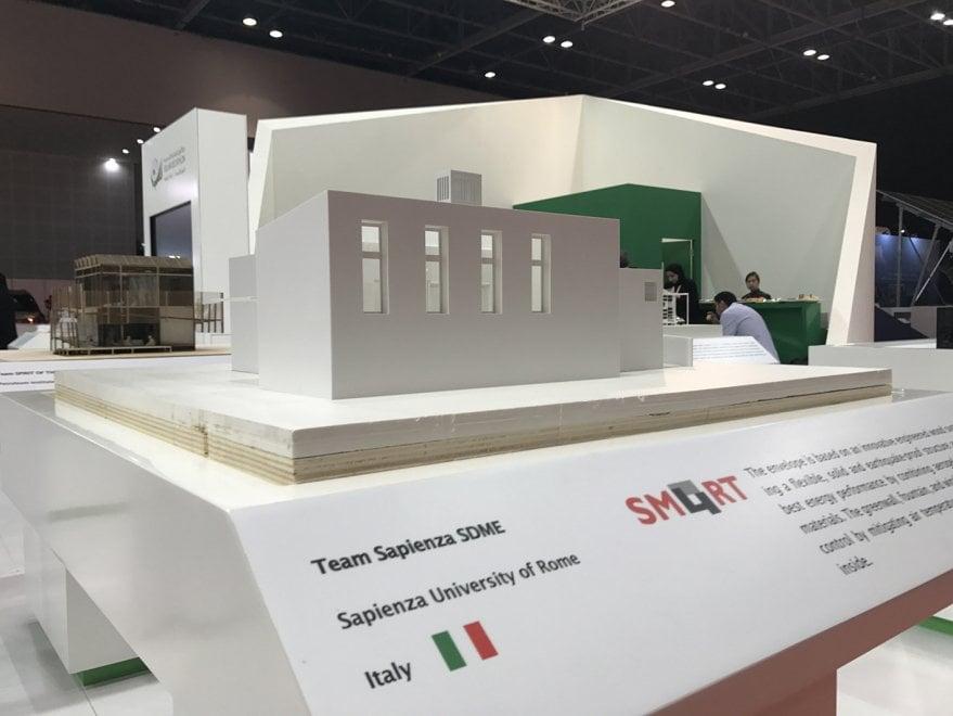 A Dubai gli studenti della Sapienza progettano il futuro