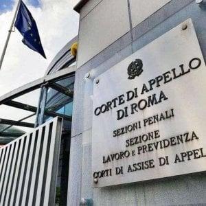 Risultati immagini per corte d'appello assise roma