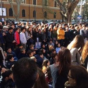 Roma, protesta a staffetta: dopo il Mamiani occupato il liceo Virgilio