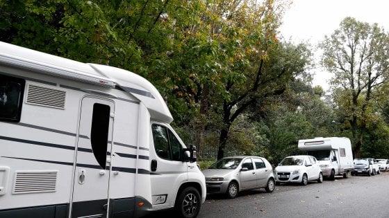 Camping Villa Borghese: così camper e tende villeggiano nel parco
