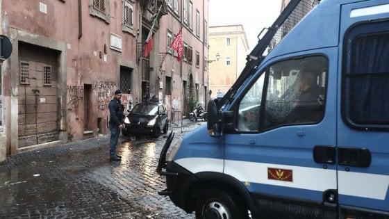 Roma, sgomberato il liceo Virgilio occupato dagli studenti