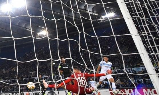 Europa League, Lazio-Marsiglia 2-1: Parolo e Correa regalano la qualificazione ai sedicesimi