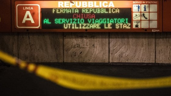 Roma, addio alla fermata metro Repubblica: indagine sull'intera stazione