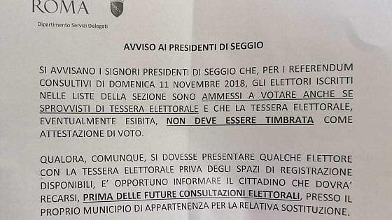 """Roma, Referendum Atac, urne chiuse: quorum lontano, proteste ai seggi: """"Ci hanno impedito di votare"""""""