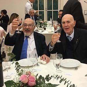 Shoah, compie 90 anni Piero Terracina: uno degli ultimi sopravvissuti ai lager nazisti