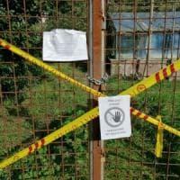 Roma, sgomberate le serre occupate abusivamente a Villa Pamphili