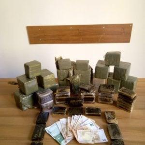 Roma, 20 chili di droga nascosti sotto al letto: un arresto a Pietralata
