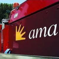 Roma, Ama bloccata, niente stipendi per i dipendenti di Multiservizi