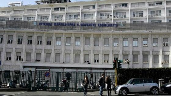 Mamma a 62 anni: parto record all'ospedale San Giovanni di Roma