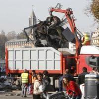 Roma, sgombero Baobab, dopo le ruspe 57 migranti ancora in strada. L'associazione: