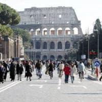 Roma, smog: si parte il 18 novembre con le domeniche ecologiche