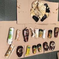 Nasconde sei chili di cocaina in bevande del Perù: arrestata a Fiumicino