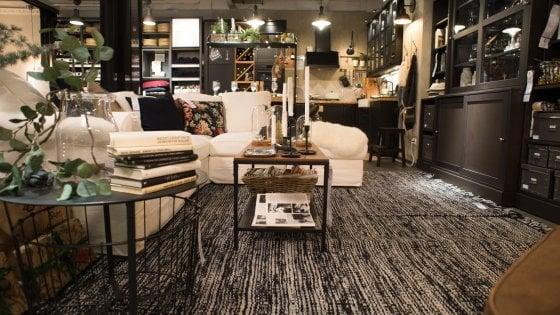 Roma, apre lo store Ikea dentro Eataly nel quartiere Ostiense