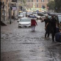 Lazio, forti temporali: allerta arancione su tutta la regione dal pomeriggio