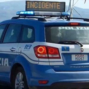 Incidente sulla Roma-Fiumicino: code e traffico in tilt