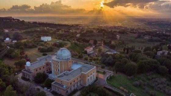 Lo sguardo di Roma verso le stelle: festa per gli 80 anni dell'Osservatorio
