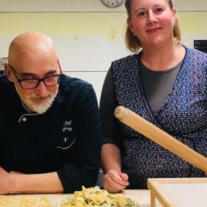 Roma, nuove tendenze: a lezione dallo chef per Natale