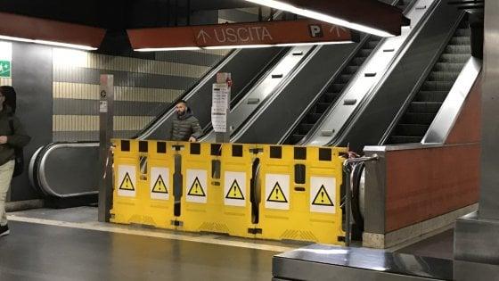 Roma, per i disabili niente metro: ascensori guasti e montascale fuori uso