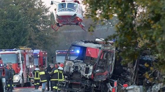 Esplosione sulla Salaria, non ancora identificata la seconda vittima