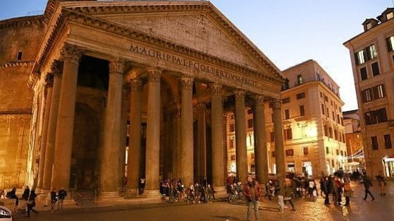"Pantheon, Bonisoli: ""No al ticket, ingresso resta gratuito"""