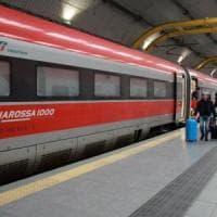 Frecciarossa da Venezia all'aeroporto di Fiumicino: oggi il primo viaggio