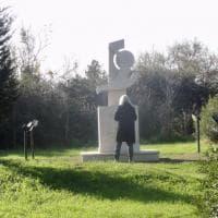Patti Smith, omaggio a Pasolini all'Idroscalo di Ostia