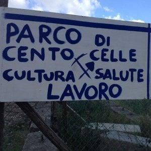 """Parco di Centocelle, la protesta dai comitati: """"Riaprite il parco, la bonifica dove sta?"""""""