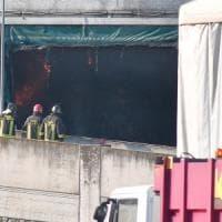 Incendio Tmb Salario, procura di Roma indaga per disastro colposo