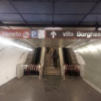 Roma,  guasto metro A: ancora chiuse le stazioni Spagna e Barberini.