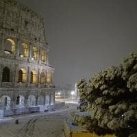 Roma nella morsa del freddo, l'ordinanza antigelo del Campidoglio