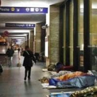 Allarme gelo, il piano della Caritas per aiutare i senzatetto: