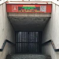 Metro A Roma, Barberini riaperta solo in uscita. Restano chiuse Spagna e