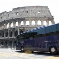 Bus turistici fuori dal centro nel 2019, il Consiglio di Stato salva il