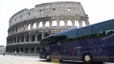 Bus turistici fuori dal centro nel 2019  il Consiglio di Stato salva il piano M5s