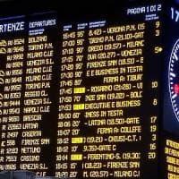 Guasto tecnico sulla linea ad Alta Velocità: treni Roma-Napoli in ritardo