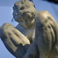 Roma, l'Adolescente di Michelangelo in mostra a Rhinoceros