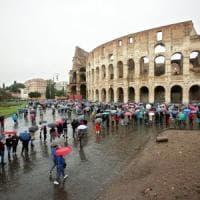Colosseo, 7,4 milioni di visitatori nel 2018: 400 mila più dell'anno precedente.