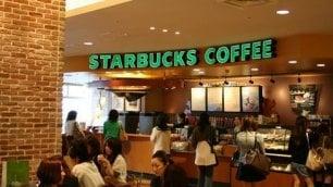 Starbucks a settembre  in zona Musei Vaticani