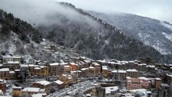 Neve in provincia di Roma e in città cala la temperatura