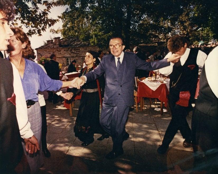 Memorie del divo: a Roma una Andreotti story in 350 immagini