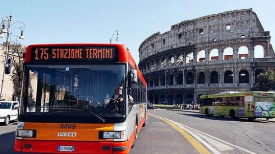 Roma, giovedÌ trasporto pubblico a rischio: sciopero rete Atac  di Orsa e Usb