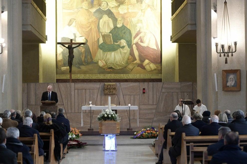 """A Roma i funerali Aiuti: """"Fernando era un uomo giusto"""""""