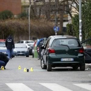 Roma, agguato all'asilo: c'è un indagato. E' il fratello boss Banda Magliana
