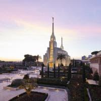 Roma, apre il tempio dei Mormoni: è il più grande d'Europa