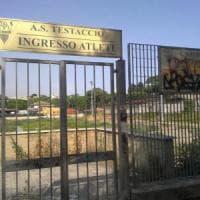 Roma, campo Testaccio