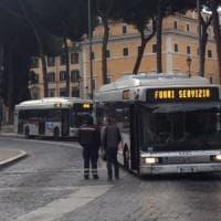 Roma, trasporto pubblico: oggi sciopero Atac per la salute degli autisti.