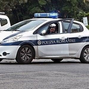 """Roma, una task force """"d'immagine"""" per i vigili urbani"""