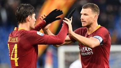 Roma-Torino 3-2: giallorossi al quarto posto