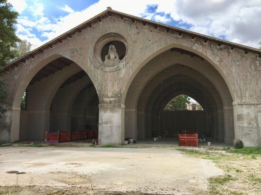 Roma, la Quadriennale nell'Arsenale pontificio di Porta Portese: com'è e come sarà