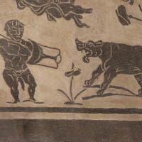 Porta di Roma, mosaici e decorazioni del terzo secolo: apre lo spazio Fidenae
